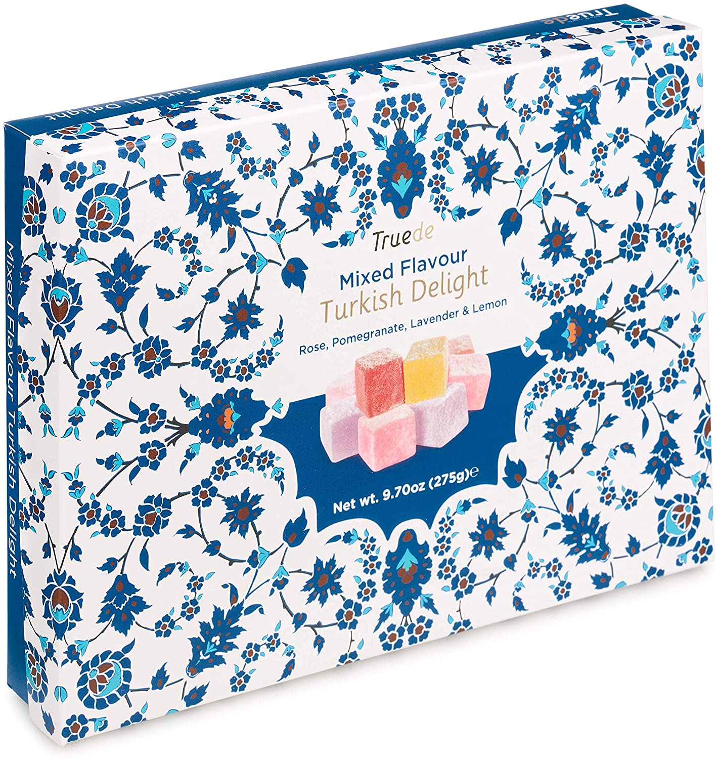 Truede Mixed Flavours Turkish Delight
