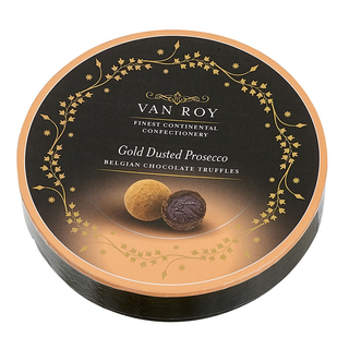 Van Roy Gold Prosecco Chocolate Truffles