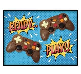 Chocolate Game Controllers Gift Box