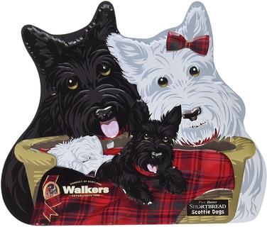 Walkers Scottie Dog Shortbread Assortment Tin