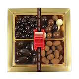 Gourmet Luxury Chocolate Nut Assortment Gift Box