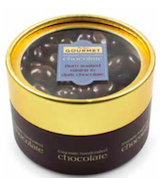 Gourmet Rum Soaked Raisins in Dark Chocolate