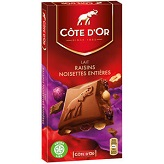 Cote d'Or Fruit & Nut Milk Chocolate Bar