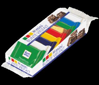 Mini Ritter Sport Colourful Mix