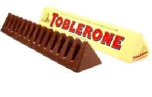 Milk Chocolate Toblerone 750g